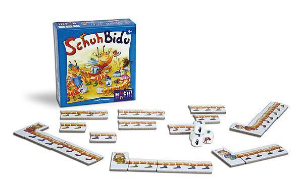 SchuhBidu von Huch and friends