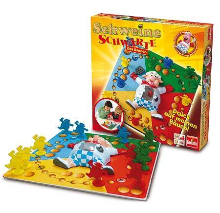 Schweine Scharte - Das Rennen von Goliath Toys