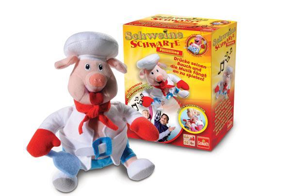 Schweine Scharte Fliiiiiiiiiig von Goliath Toys