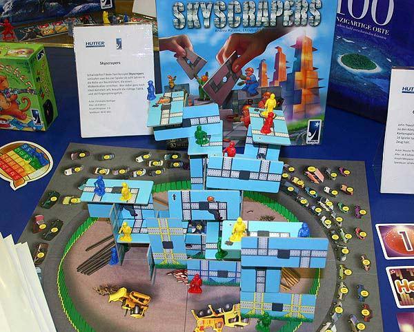 Skyscrapers von Reich der Spiele