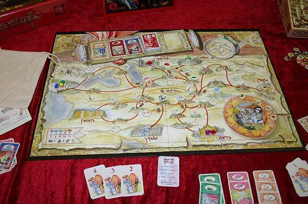 Seidenstraße von Reich der Spiele