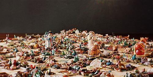 3D-Modell vom Labyrint der Meister von Max J. Kobbert