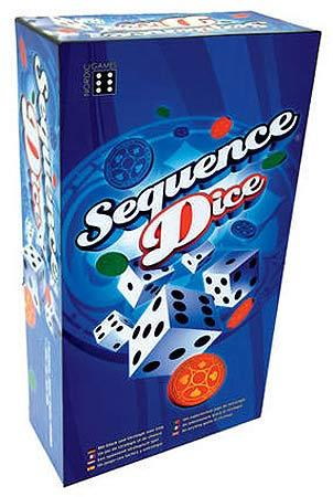 Sequence Dice von Winning Moves