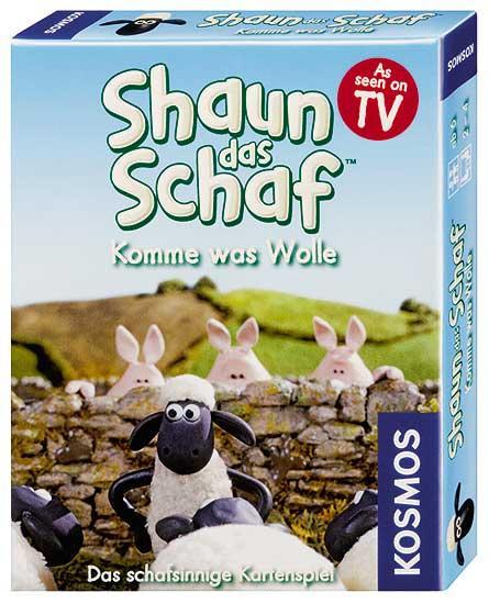 Shaun das Schaf - Komme was Wolle von Kosmos