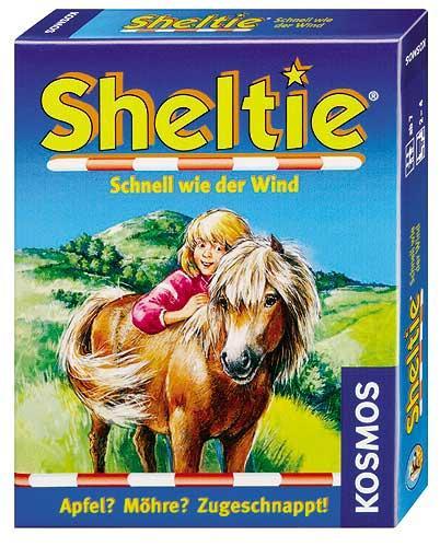 Sheltie - Schnell wie der Wind von Kosmos