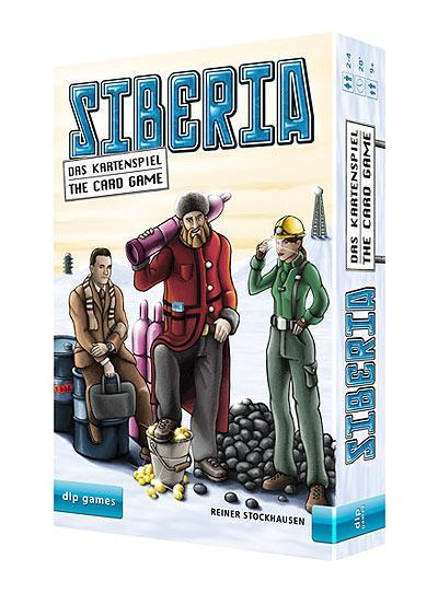 Siberia - Das Kartenspiel von dlp Games