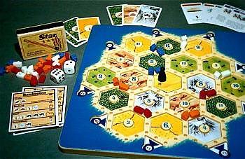 Die Siedler von Catan - Travelbox von Reich der Spiele