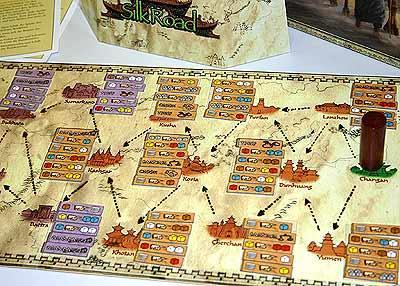 Silk Road von Reich der Spiele