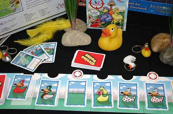 Sitting Ducks Deluxe von Reich der Spiele