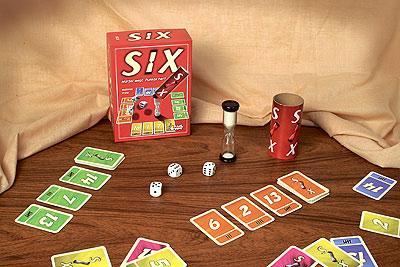 Six von Amigo Spiele
