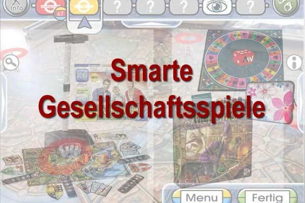 Smarte Gesellschaftsspiele