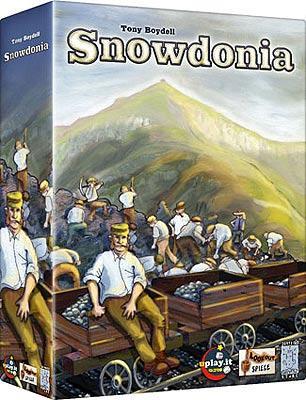 Snowdonia von Lookout Spiele