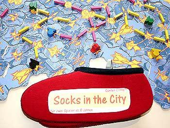Socks in The City von Reich der Spiele