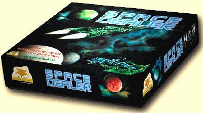 Space Dealer von Eggert Spiele