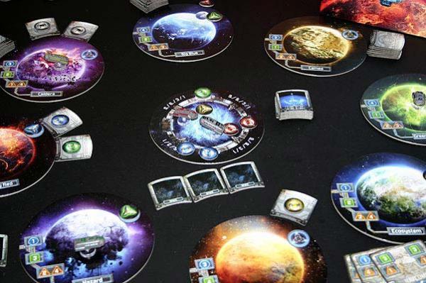 Space Mission von Reich der Spiele