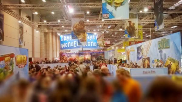 Die Essener Spielemesse SPIEL '15 Bild: Steffi Münzer
