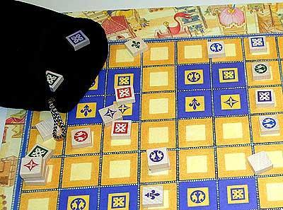 Das Spiel der Türme von Reich der Spiele