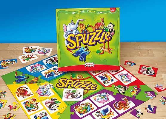 Spuzzle von Amigo Spiele