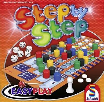 Step By Step von Schmidt Spiele