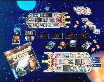 Sternenschiff Catan von Kosmos