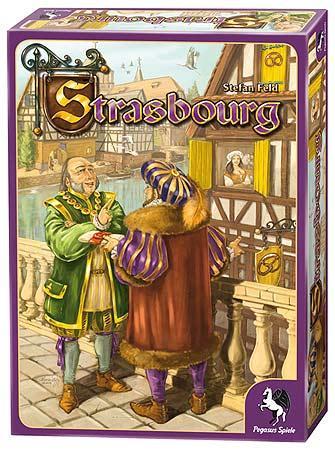 Strasbourg von Pegasus Spiele