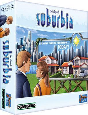 Suburbia von Lookout Spiele