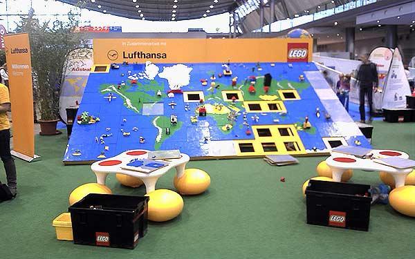 Süddeutsche Spielemesse 2013: Lego von Jürgen Strobel