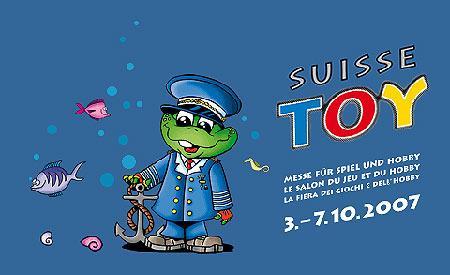 Logo Suisse Toy 2007 von Suisse Toy