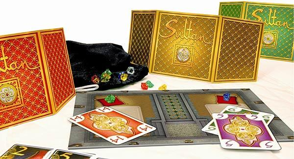 Sultan von Queen Games