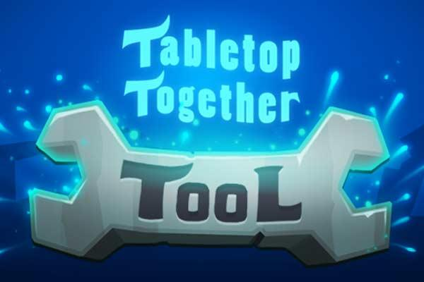 Tabletop Together Tool - Foto von Peter H. Møller