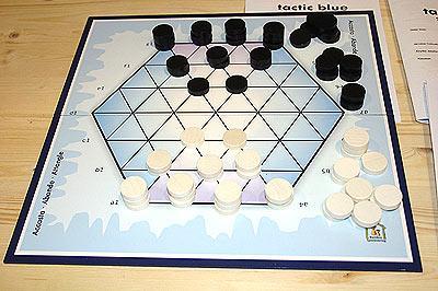 Tactic Blue von Reich der Spiele