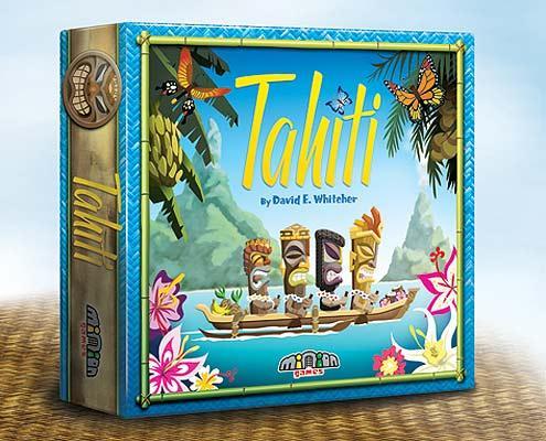 Tahiti von Minion Games