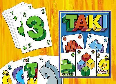 Taki von Amigo Spiele