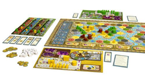Terra Mystica von Feuerland Spiele