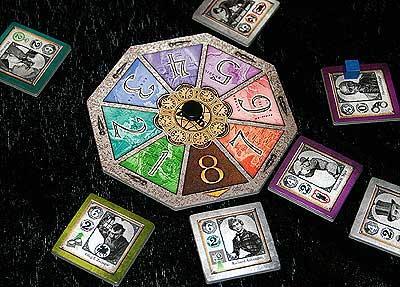 The Circle von Reich der Spiele