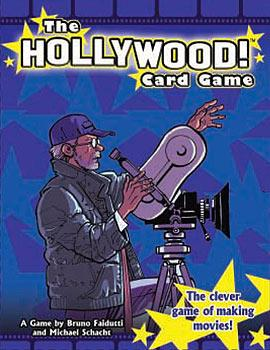 The Hollywood Card Game von Fantasy Flight Games