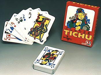 Tichu von Abacusspiele
