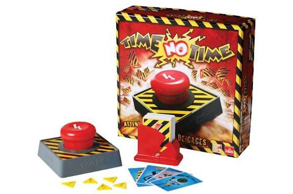 Time No Time von Goliath Toys