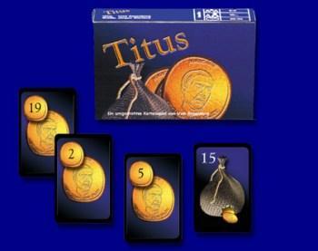 Titus von Adlung Spiele