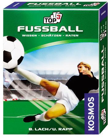 Top 3 - Fussball - Schachtel von Kosmos