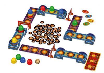 Top & Down von Schmidt Spiele