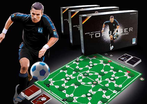 Torjäger - Spiel mit Lukas! von Queen Games