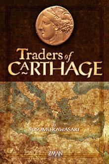 Traders Of Carthage von Z-Man Games