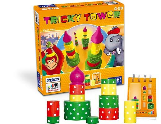 Tricky Tower von Huch and friends