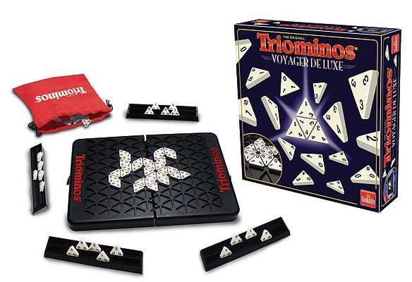Triominos Voyager de Luxe von Goliath Toys