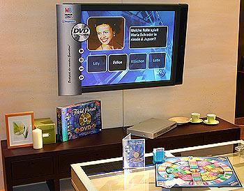 Trivial Pursuit DVD von Reich der Spiele