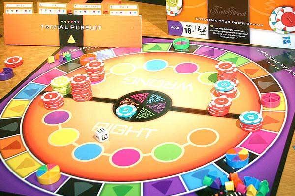 Trivial Pursuit - wetten und gewinnen von Reich der Spiele