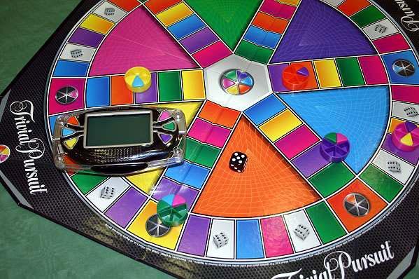 Trivial Pursuit Choice von Reich der Spiele