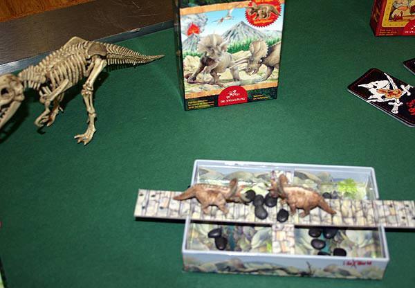 T-Rex World: Kampf der Saurier von Reich der Spiele