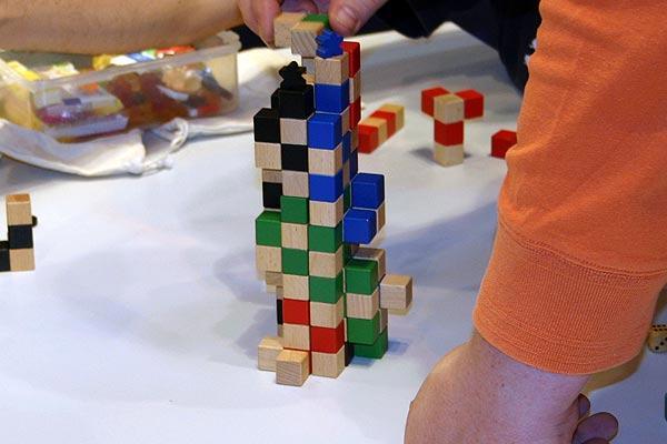 Turmbauer von Kosmos